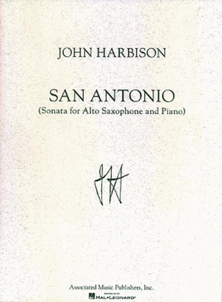 San Antonio Sonata