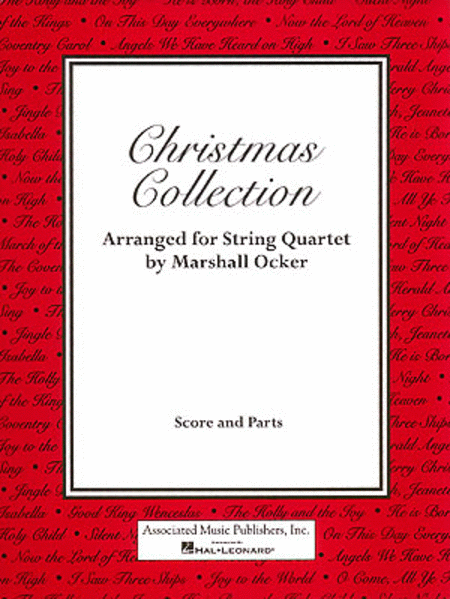 Christmas Collection - String Quartet