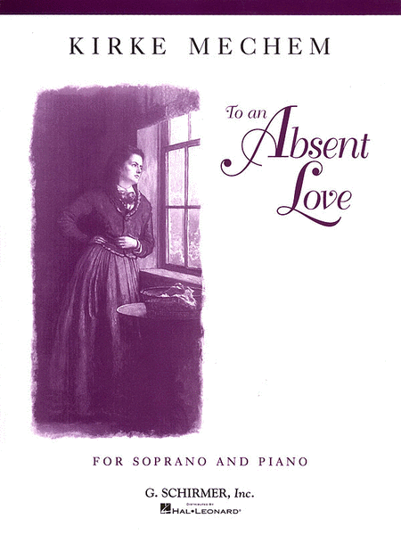 To an Absent Love