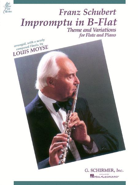 Impromptu in B-Flat Major, Op.142
