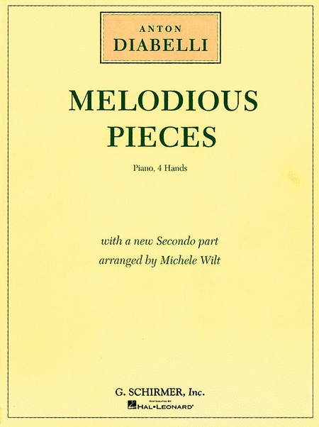 Melodious Pieces, Op. 149