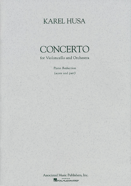 Concerto for Violoncello and Orchestra