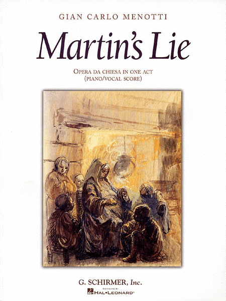 Martin's Lie