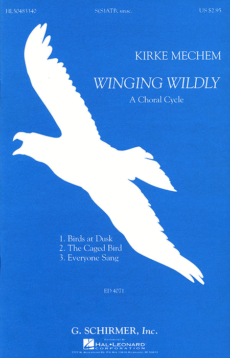 Winging Wildly