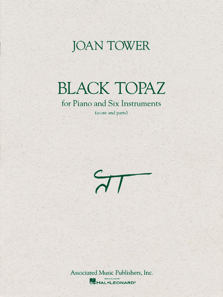 Black Topaz