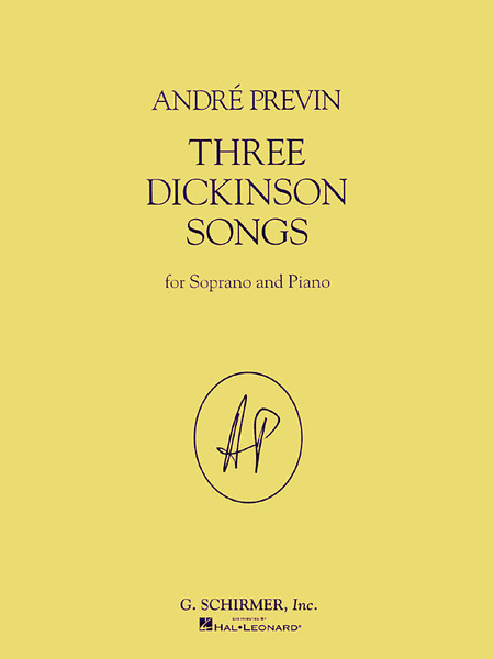Three Dickinson Songs