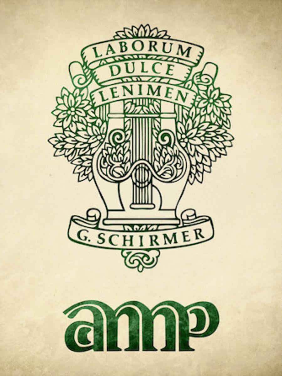 The Merchant of Venice (Incidental Music)