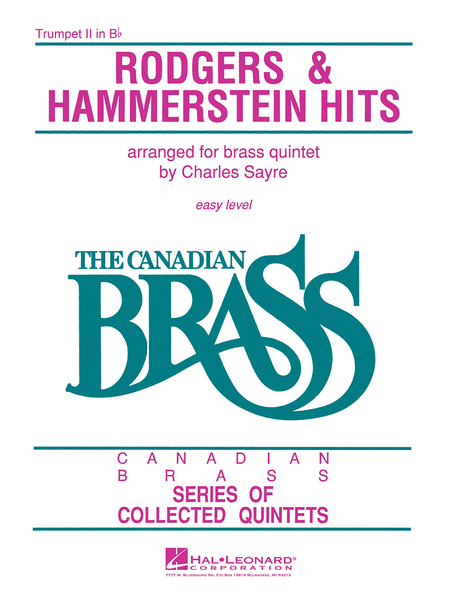 The Canadian Brass - Rodgers & Hammerstein Hits