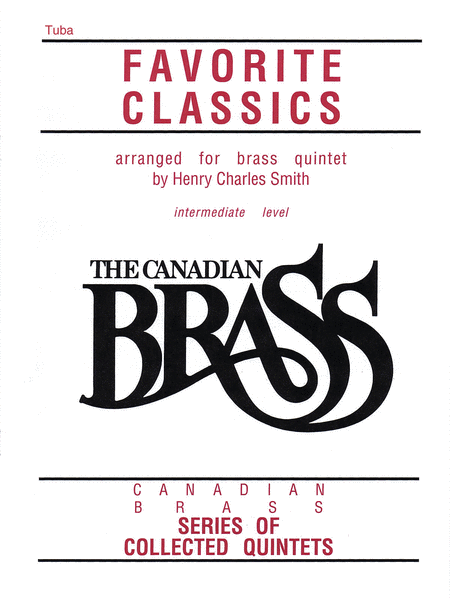 The Canadian Brass Book of Favorite Classics