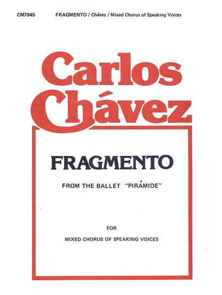 Fragmento Speaking Chor
