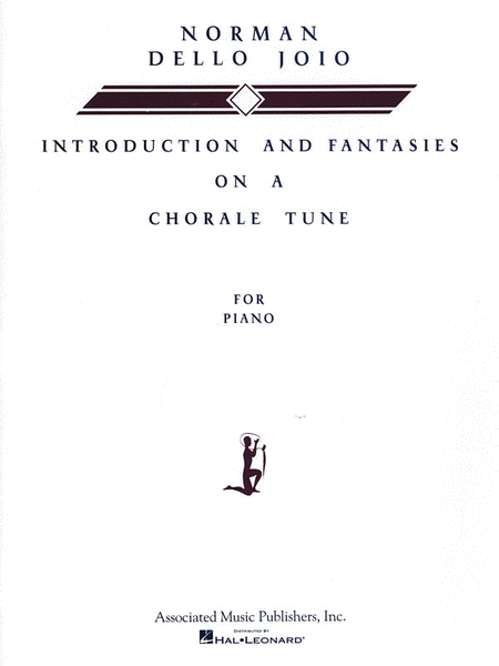 Introduction and Fantasies on a Chorale Tune