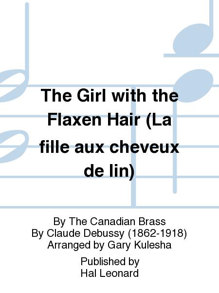 The Girl with the Flaxen Hair (La fille aux cheveux de lin)