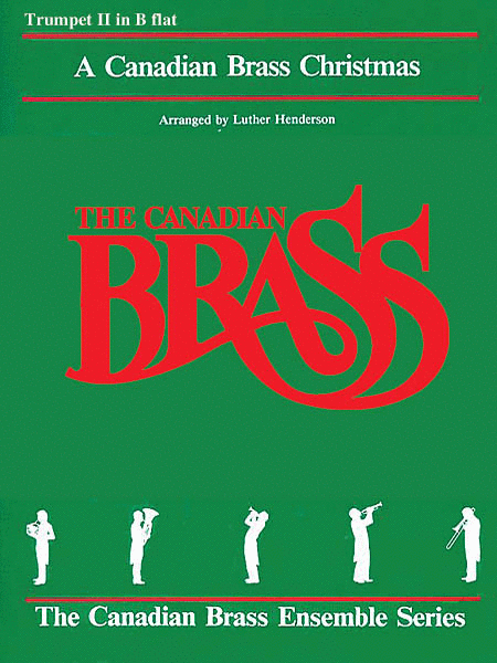 The Canadian Brass Christmas Sheet Music By The Canadian Brass ...