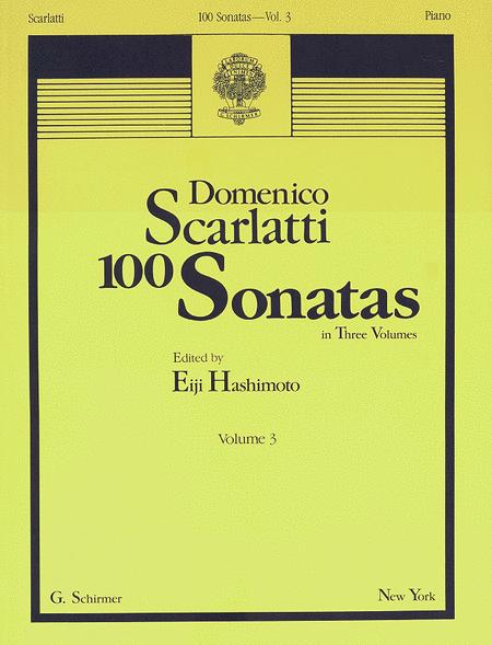 100 Sonatas - Volume 3 - Sonata 68 to Sonata 100