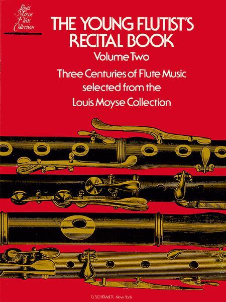 Young Flutist's Recital Book - Volume 2