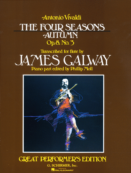 Concerto in F Major L'Autunno (Autumn) from The Four Seasons RV293, Op.8 No.3