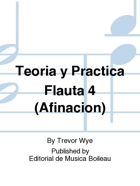 Teoria y Practica Flauta 4 (Afinacion)
