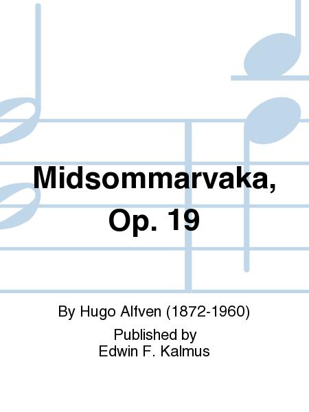Midsommarvaka, Op. 19