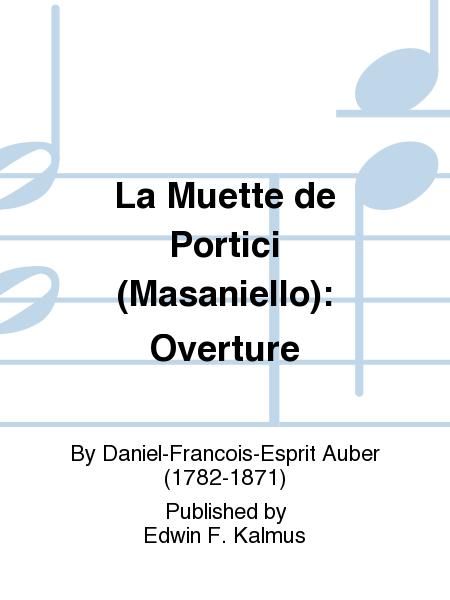 La Muette de Portici (Masaniello): Overture