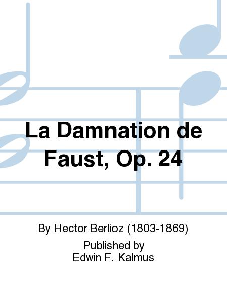 La Damnation de Faust, Op. 24