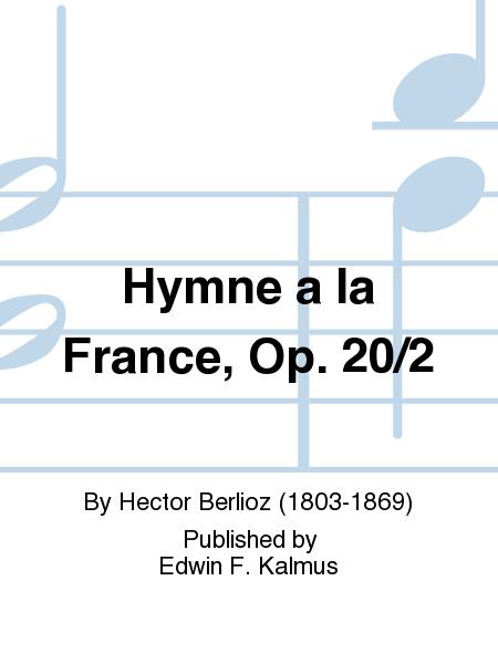 Hymne a la France, Op. 20/2