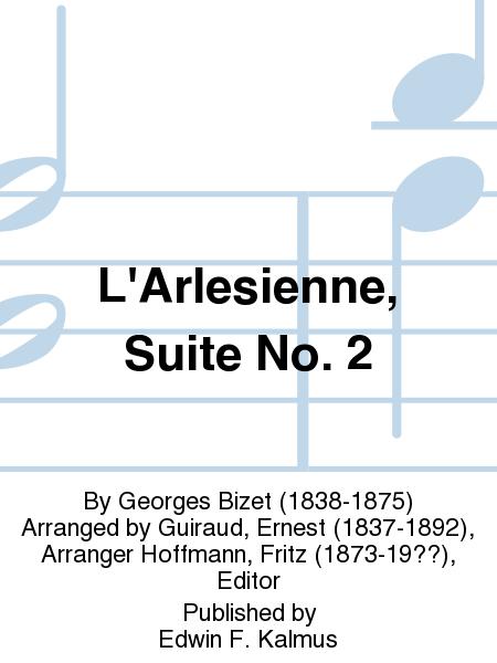 L'Arlesienne, Suite No. 2