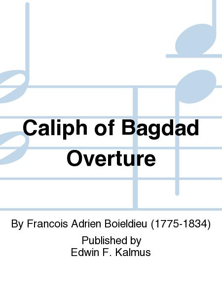 Caliph of Bagdad Overture