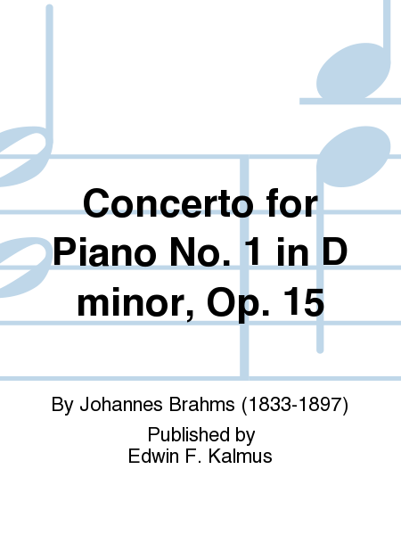 Concerto for Piano No. 1 in D minor, Op. 15