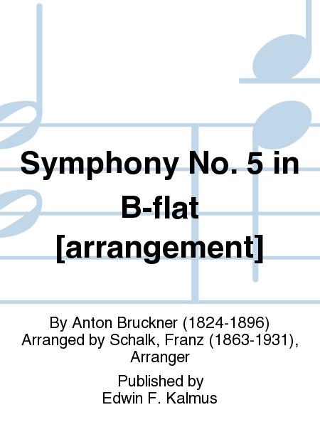 Symphony No. 5 in B-flat [arrangement]