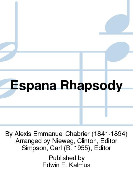 Espana Rhapsody