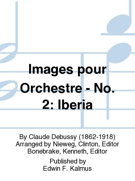 Images pour Orchestre - No. 2: Iberia