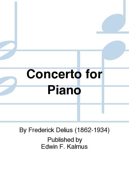 Concerto for Piano