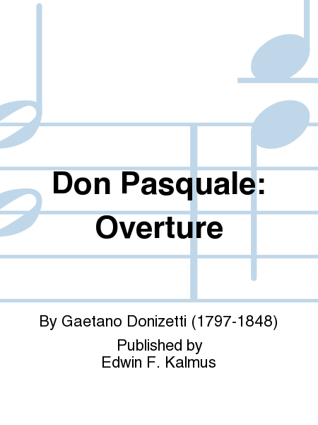 Don Pasquale: Overture