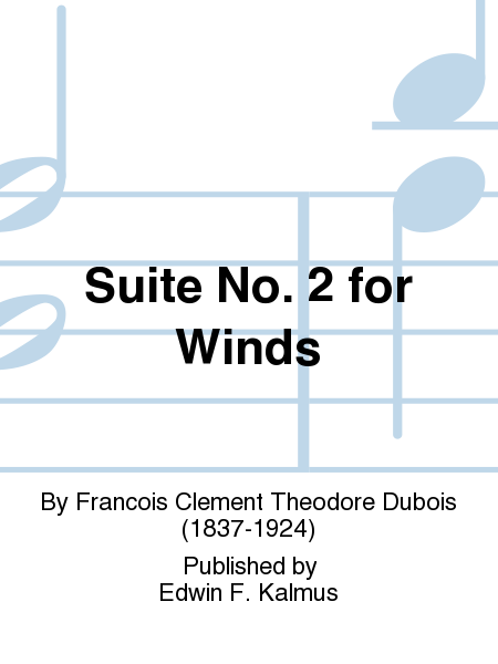 Suite No. 2 for Winds