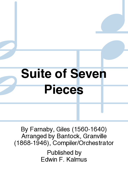 Suite of Seven Pieces