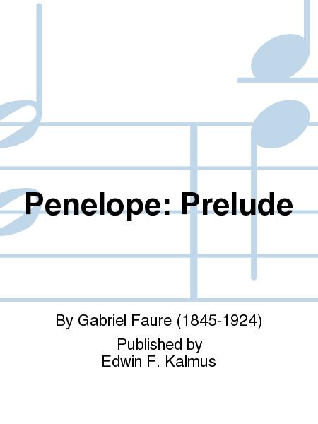 Penelope: Prelude