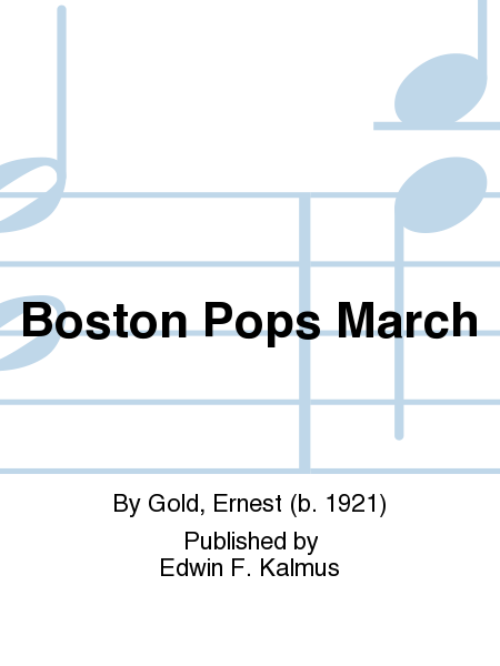 Boston Pops March