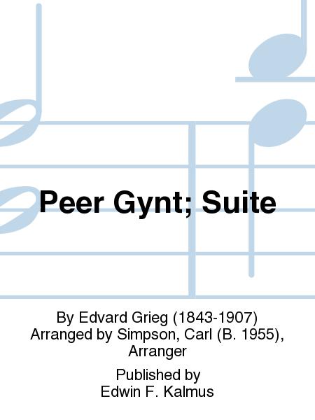 Peer Gynt; Suite