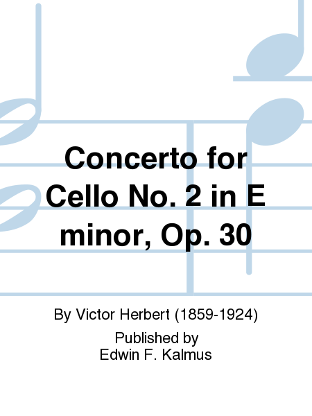 Concerto for Cello No. 2 in E minor, Op. 30