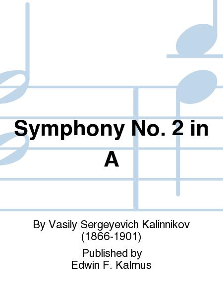 Symphony No. 2 in A
