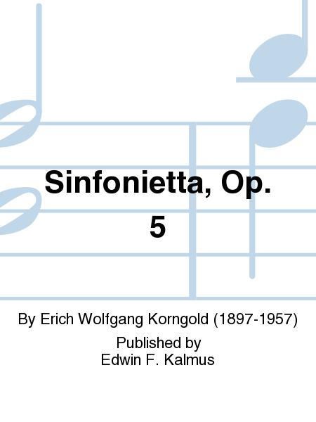 Sinfonietta, Op. 5