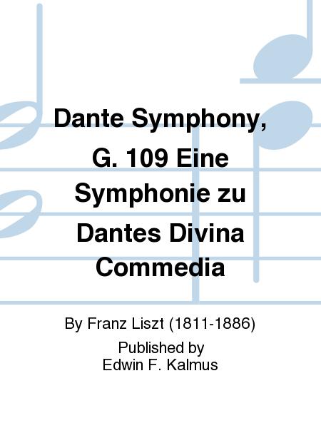 Dante Symphony, G. 109 Eine Symphonie zu Dantes Divina Commedia