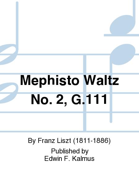 Mephisto Waltz No. 2, G.111
