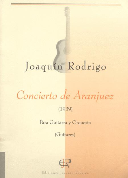 Concierto de Aranjuez (Guitarra)