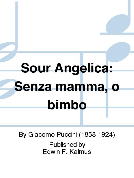 Sour Angelica: Senza mamma, o bimbo