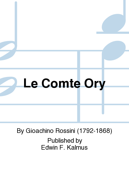 Le Comte Ory
