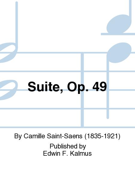 Suite, Op. 49