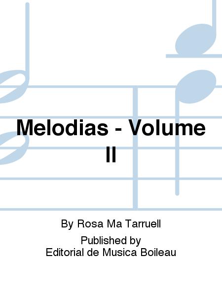 Melodias - Volume II