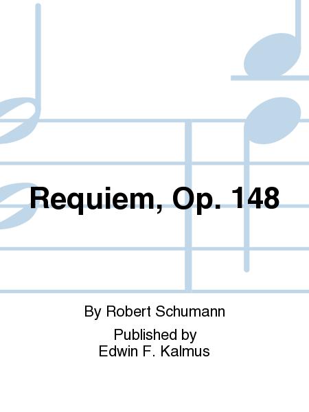Requiem, Op. 148