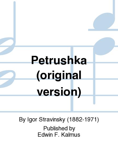 Petrushka (original version)
